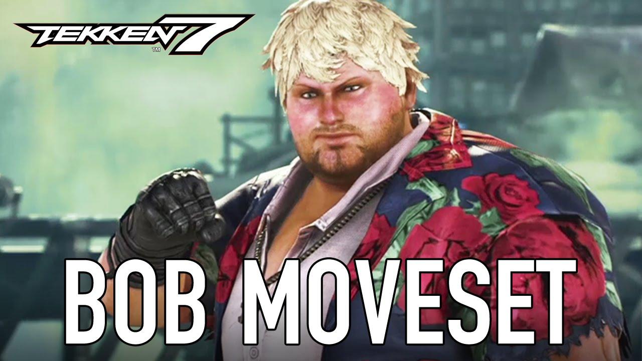 Tekken 7 Bob And Master Raven Make Their Grand Entry At Evo 2016 Video Gamecry Com